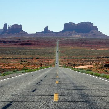 Go West! Reisebericht in der Heidemühle, Monument Valley, Foto: W. Röller