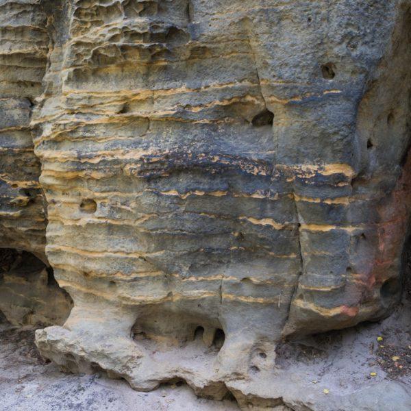 Felsen am Fuße des Kleinen Bärenstein