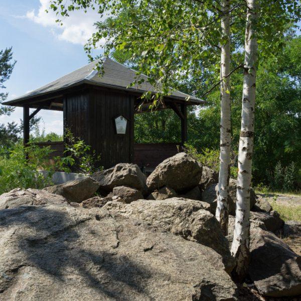 Schutzhütte auf dem Fuchsberg, Friedewald