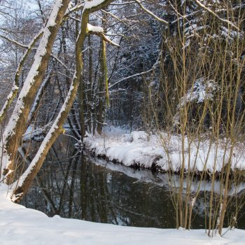 Am Ufer der Großen Röder, Hüttertal
