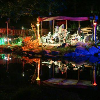 Konzert auf der Teichbühle, Heidemühle