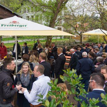 rustikal Hochzeit feiern in der Dresdner Heide