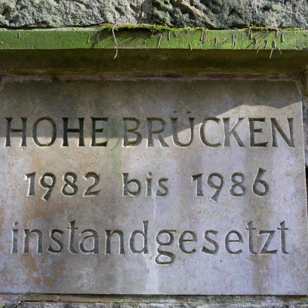 Hohe Brücken, Wanderung im Schönfelder Hochland bei Pillnitz
