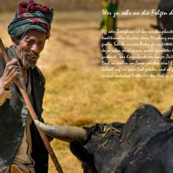 Menschen in Äthiopien, Reisebericht in der Heidemühle Dresden