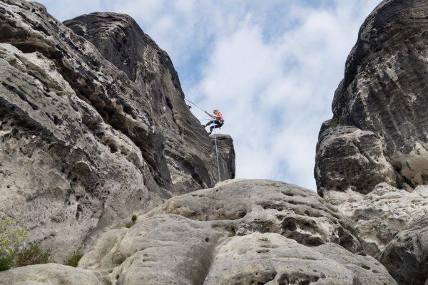 Gamrig, Klettern am Waltersdorfer Horn und am Heidebrüderturm, Elbsandsteiengebirge