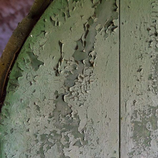Detail einer alten Tür, Grillenburg