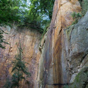 Klettergarten im Liebethaler Grund