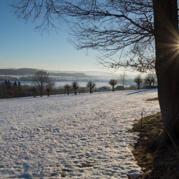 Stopen, Blick vom Park in die Landschaft