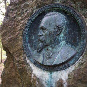 Denkmal zu Ehren von Guido Hammer, Dresdner Heide