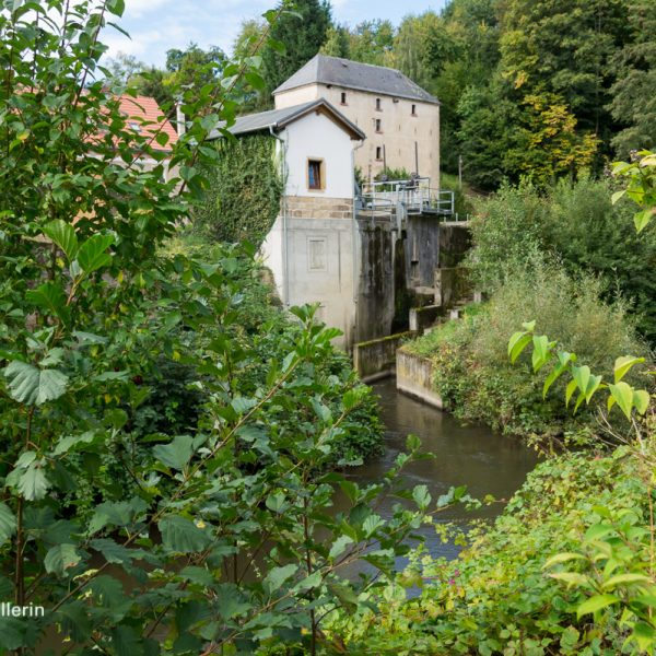Wesenitztalweg, Elbersdorfer Mühle