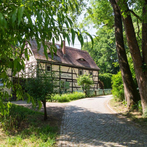 Zschonermühle, Wandern im Zschonergrund Dresden